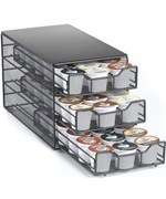 Black K-Cup Storage Drawer - Holds 54