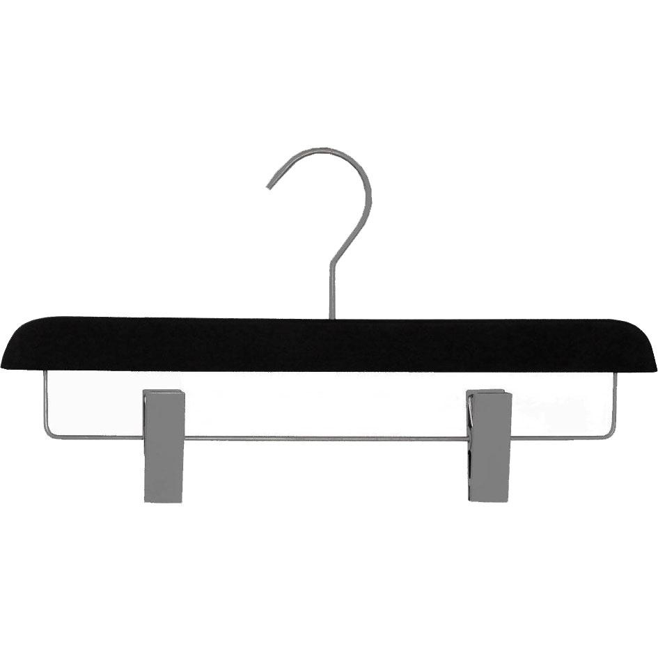 Black Non Slip Skirt Hanger Image