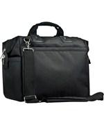 Overnight Laptop Bag - Black