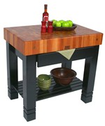Bloc de Foyer Kitchen Island by John Boos - RN-BF