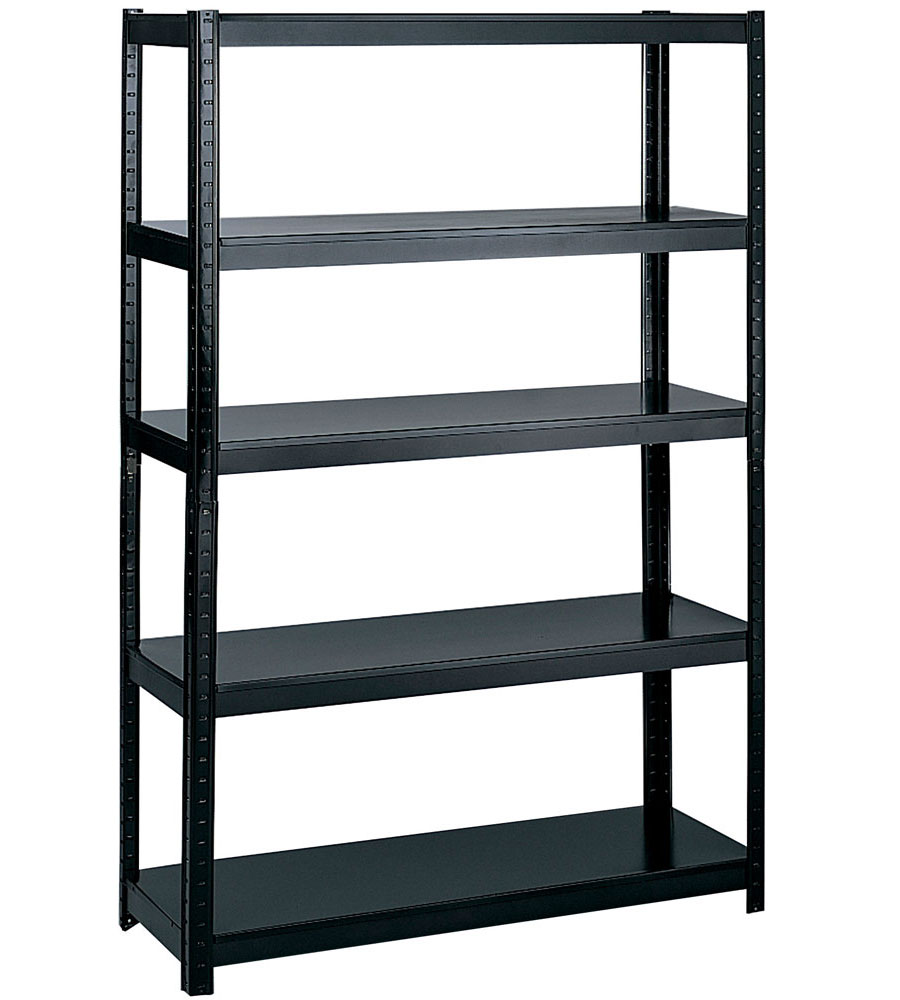 Boltless Shelving Unit In Heavy Duty Storage Shelving