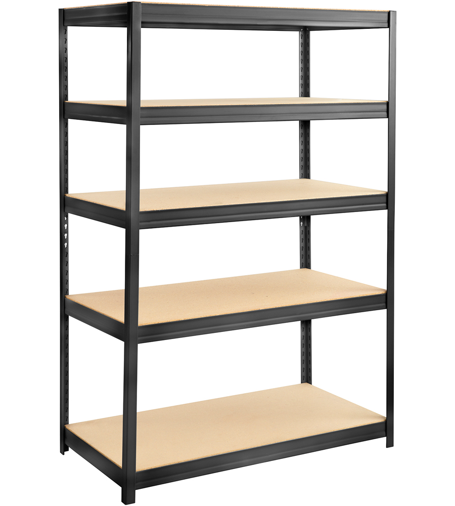 Boltless Storage Rack in Heavy Duty Storage Shelving