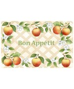 Bon Appetit Kitchen Rug