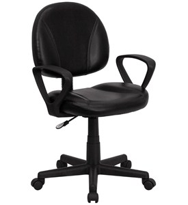 Bonded Leather Task Chair Image