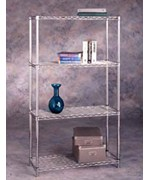 Intermetro Medium Four-Shelf Unit