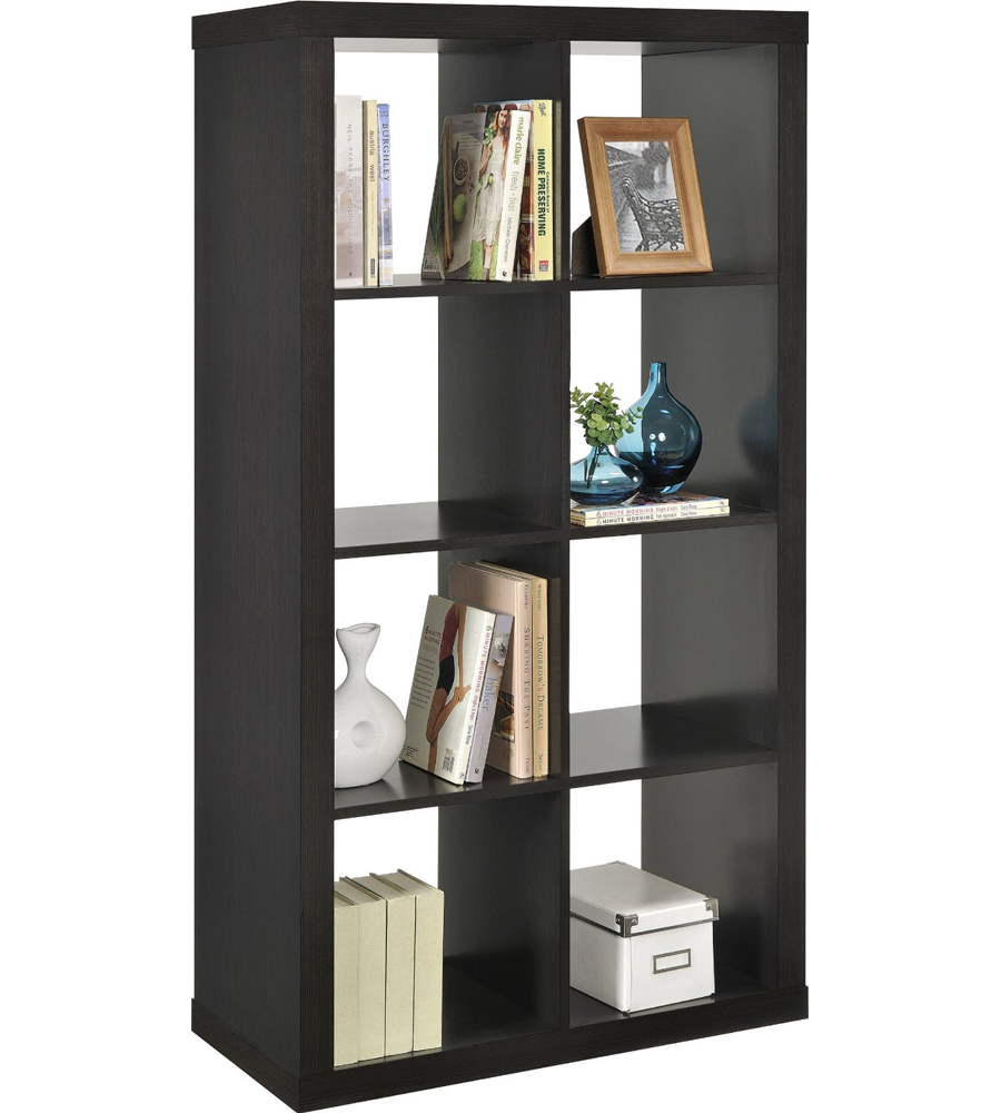 Bookshelf room divider - Bookshelves as room divider ...