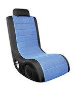 BoomChair Gaming Chair - Black and Blue