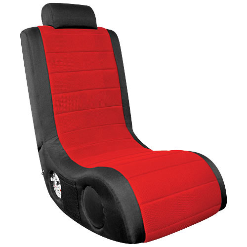 BoomChair Gaming Chair - Black and Red Image