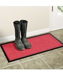 Boot Rug - Squares
