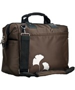 Overnight Laptop Bag - Brown Gingko