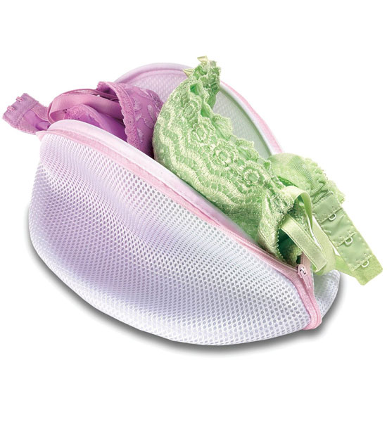 Bra Wash Bag In Mesh Laundry Bags