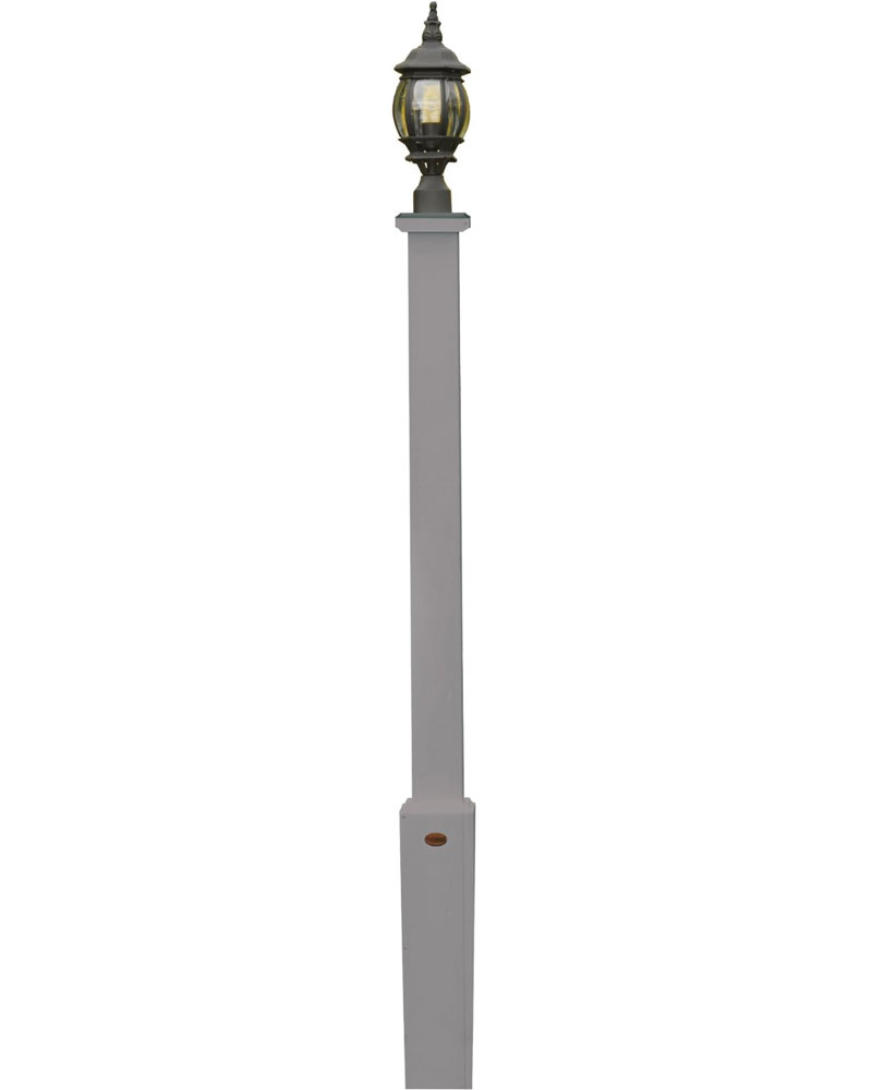 Superior Outdoor Lamp Post Image