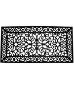 Brooklyn Rubber Door Mat by Imports Decor