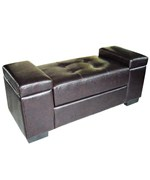 Storage Bench - Brown