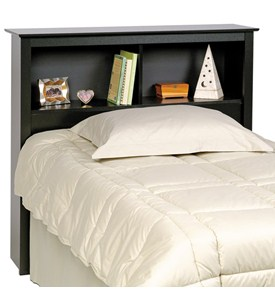 Sonoma Headboard for Twin Bed - Black Image