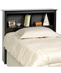 Sonoma Headboard for Twin Bed - Black