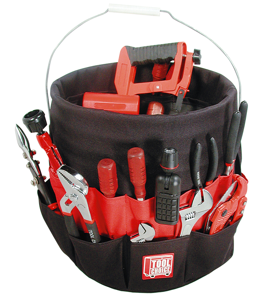 Bucket Tool Organizer In Tool Storage