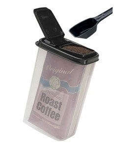 Bag-In Coffee Storage Container and Dispenser Image