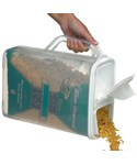 Easy Pour Food Storage Container and Dispenser