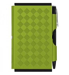 Business Card Holder - Notepad - Green Image