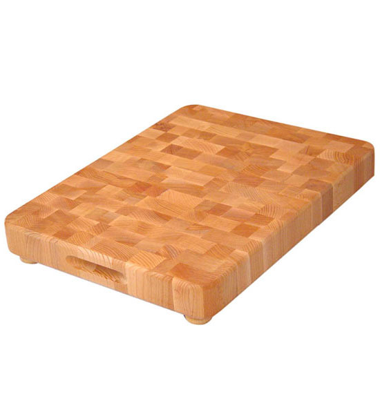 Butcher Block Cutting Boards ~ Butcher block cutting board end grain in boards