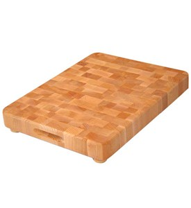 Butcher Block Cutting Board - End-Grain Image