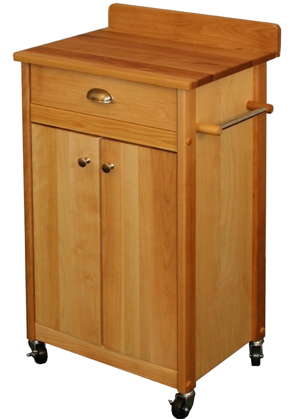 butcher block cart with backsplash in kitchen island carts. Black Bedroom Furniture Sets. Home Design Ideas