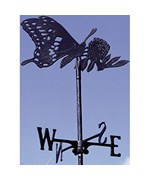 Garden Weathervane - Butterfly