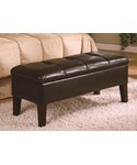 Button Tufted Bench by Coaster