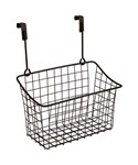 Cabinet Door Basket - Bronze