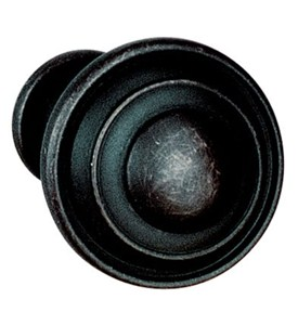 Cabinet Door Knob - Oil Rubbed Bronze Image