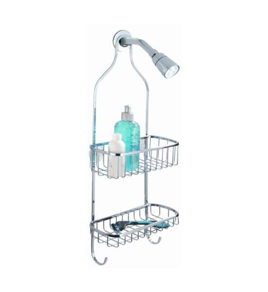 shower caddy with hooks image