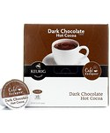 Cafe Escapes Hot Cocoa K-Cups - Dark Chocolate