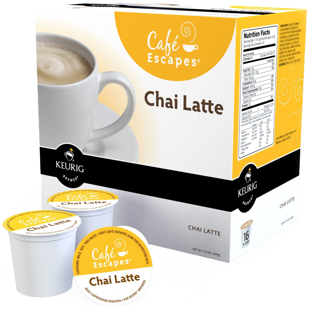 Chai Latte (Set Of 16) In Keurig K