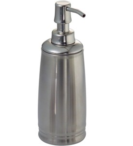 Cameo Metal Soap Dispenser - Stainless Steel Image