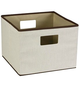 Vision Canvas Storage Bin Image