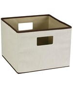 Vision Canvas Storage Bin