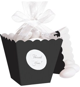 Candy Favor Boxes (Set of 50) Image