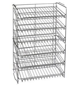 Canned Food Organizer Rack Image