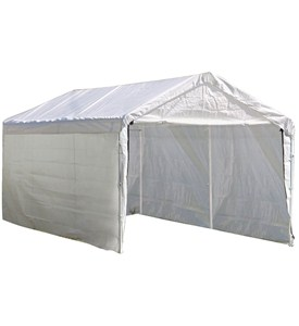 ShelterLogic Canopy Enclosure Image