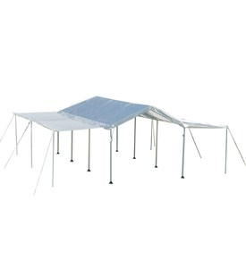 ShelterLogic Canopy Extension - Sidewall Kit Image