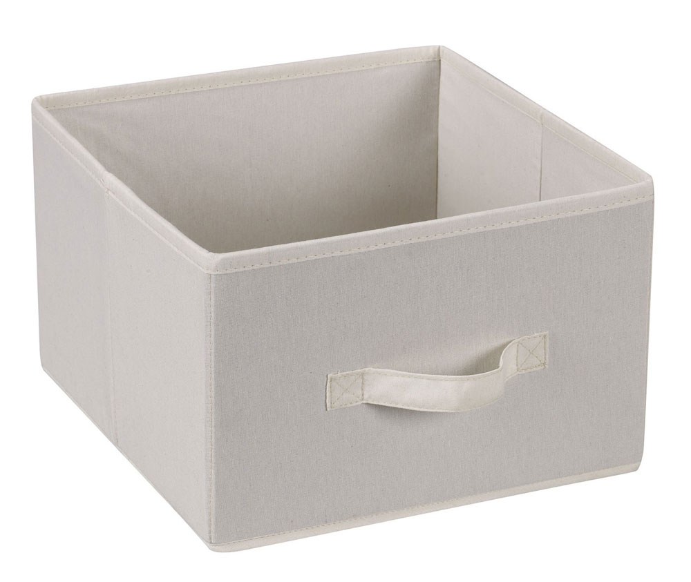 Canvas Drawers For Sweater Organizer Set Of 2 In Hanging