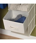 Canvas Drawers for Sweater Organizer