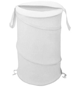 Canvas Laundry Hamper Image