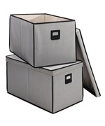 Canvas Storage Boxes
