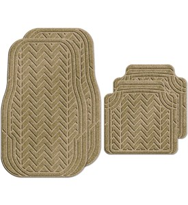 Car Floor Mats - Chevron - Medium (Set of 4) Image