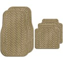 Car Floor Mats - Chevron - Medium