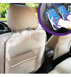 Car Seat Back Protectors (Set of 2) Image