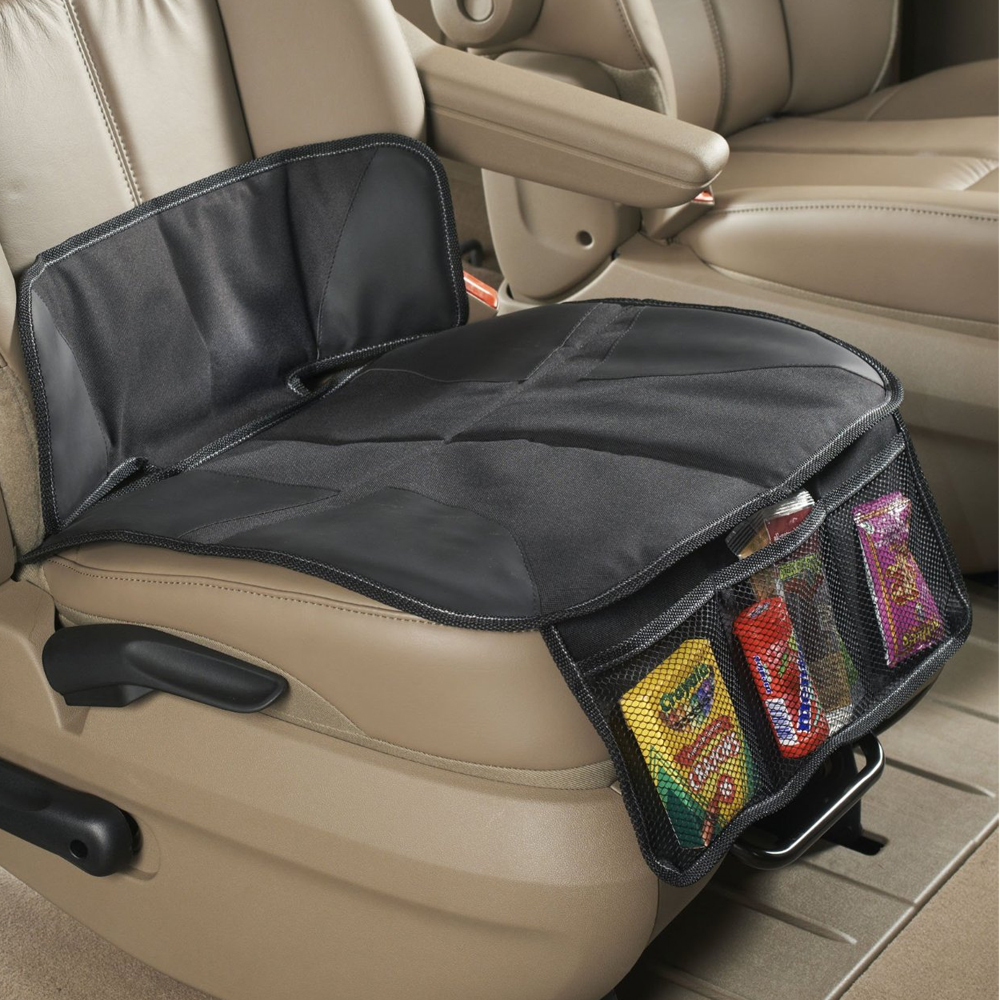 car seat protector mat in car seat organizers. Black Bedroom Furniture Sets. Home Design Ideas