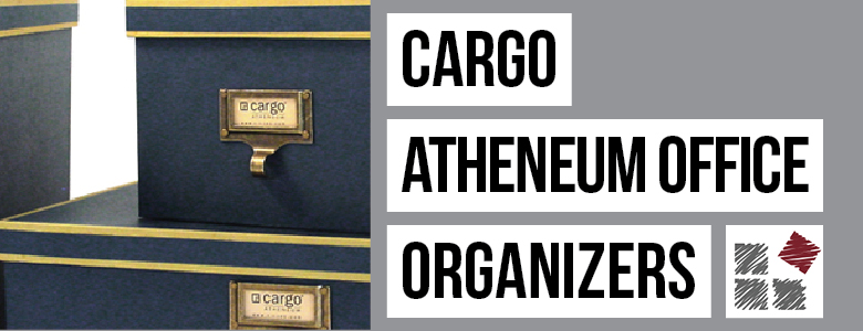 Cargo Office Collection | File Boxes | Stationary Storage